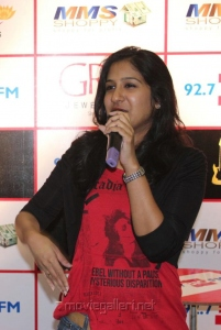 Playback Singer Swetha Mohan Latest Pictures