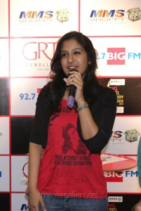 Playback Singer Shweta Mohan Latest Photos