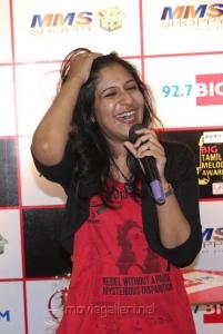 Playback Singer Swetha Mohan Photos
