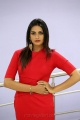 Actress Swetha Varma Red Dress Photos @ Sanjeevani Audio Launch