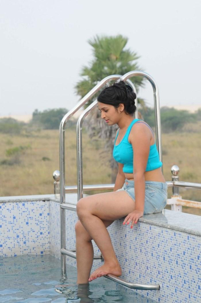 Picture 808851 Actress Priya Vashishta In Swimming Pool Movie Stills New Movie Posters