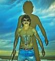 Actor Upendra  in Swiss Bank Ki Daaredi Movie Stills