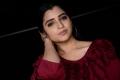 Telugu Anchor Syamala Cute Photos in Red Dress