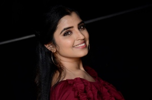 Anchor Shyamala Cute Photos @ Red Movie Trailer Launch