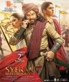 Tamanna, Chiranjeevi, Nayanthara in Sye Raa Narasimha Reddy Movie Release Posters HD