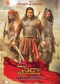 Vijay Sethupathi, Chiranjeevi, Sudeep in Sye Raa Narasimha Reddy Movie Release Posters HD