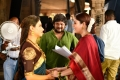 Tamannaah, Surender Reddy, Nayanthara @ Sye Raa Narasimha Reddy Movie Working Stills