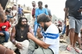 Vijay Sethupathi, Surender Reddy @ Sye Raa Narasimha Reddy Movie Working Stills