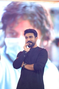 Ram Charan @ Sye Raa Pre Release Event in Bangalore Photos