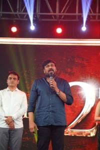 Chiranjeevi @ Sye Raa Pre Release Event in Bangalore Photos