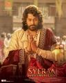 Megastar Chiranjeevi Syeraa Narasimha Reddy Movie Latest Posters HD