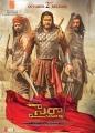 Vijay Sethupathi Chiranjeevi Sudeep Syeraa Narasimha Reddy Movie October 2nd Release Posters HD