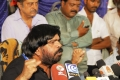 T Rajendar Press Meet over Vaalu Issue Images