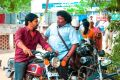 Vaibhav, Yogi Babu in Taana Movie Stills HD