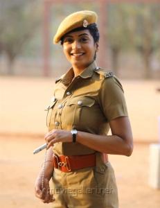 Actress Anjali Nair in Taanakkaran Movie Stills