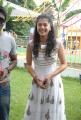 Beautiful Taapsee in Sleeveless White Gown at Vasul Raja Muhurat