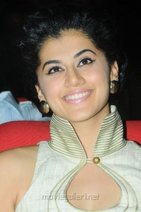 Stunningly Beautiful Taapsee at Shadow Audio Release