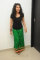 Beautiful Taapsee Pannu Stills in Black and Green Dress