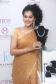 Taapsee Pannu Launches New Platinum Jewellery Collection Stills