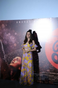 Actress Taapsee Pannu Pics @ Game Over Trailer Launch