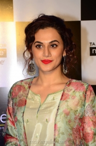 Actress Taapsee Pannu Pics @ Melange by Lifestyle