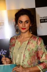 Lifestyle Festive Collection 2018 Launch by Bollywood Actress Taapsee Pannu