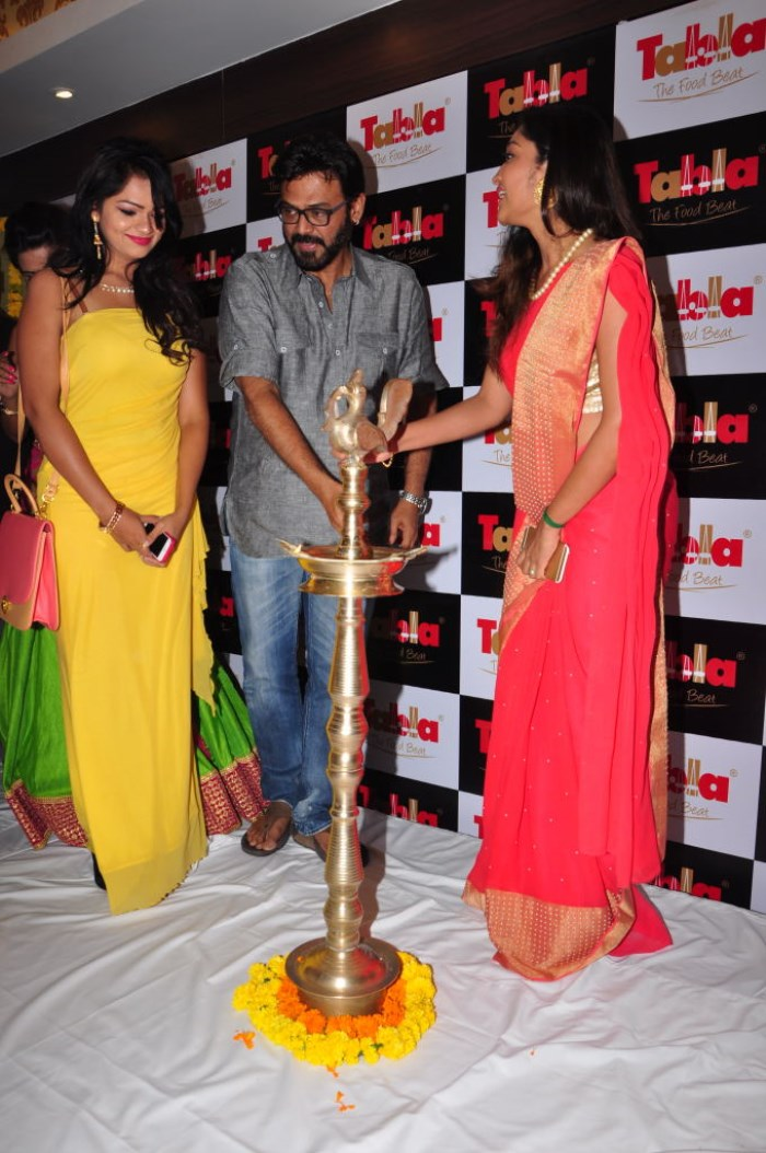 Tabla Restaurant launch at Kothapet, Hyderabad
