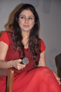 Actress Tabu Photos at Life of Pi Movie Press Meet