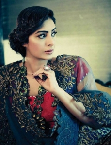 Actress Tabu Photo Shoot Stills for Blitz Magazine