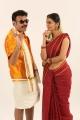 Premji Amaran, Meenakshi Dixit in Takkar Tamil Movie Stills