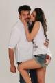 Premgi Amaran, Meenakshi Dixit in Takkar Tamil Movie Stills