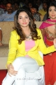 Actress Tamanna in Yellow Dress Pics