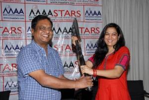 Telugu Actress Hema at Racha 'AXE' Auction Press Meet Stills