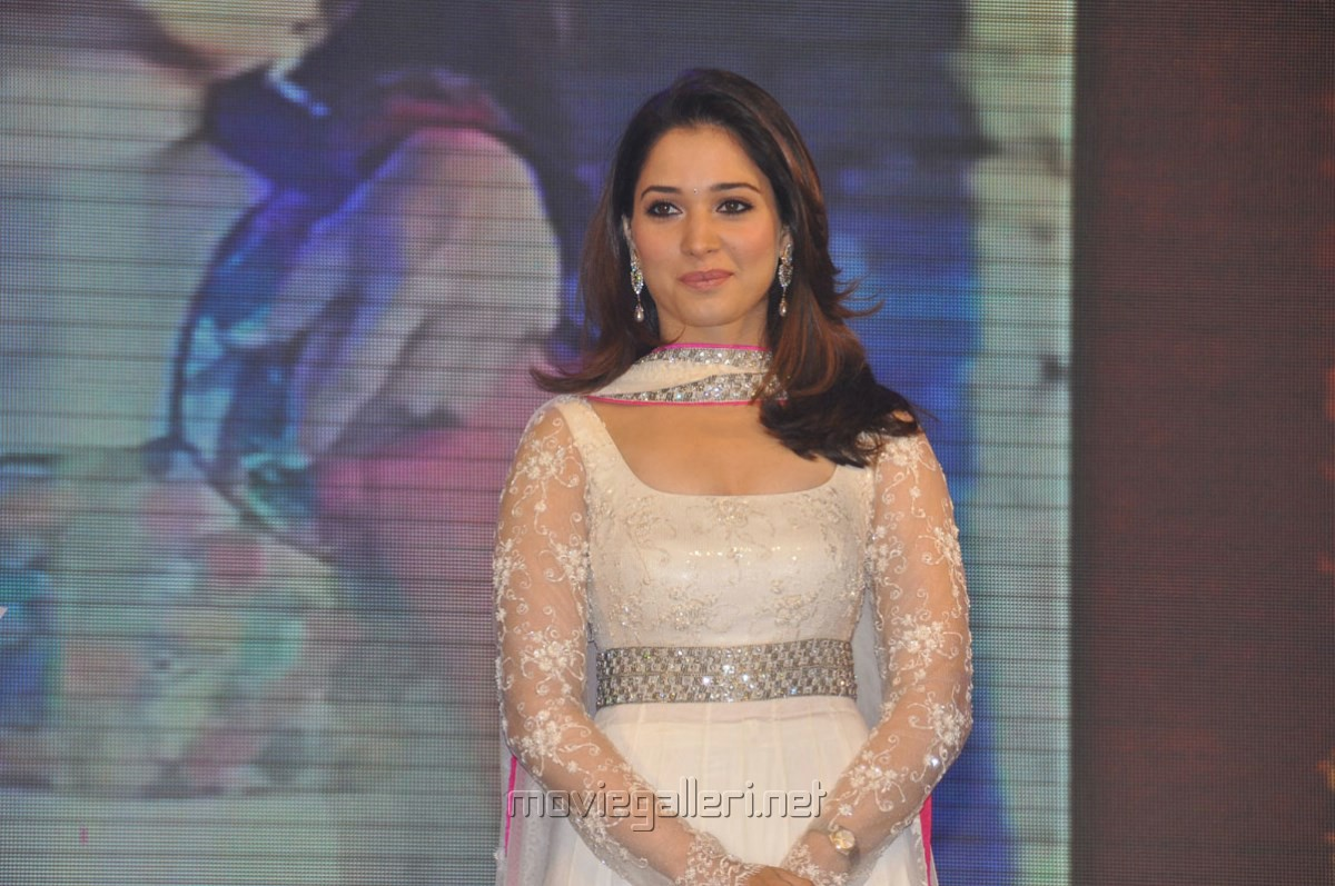 Actress Tamanna Photos at Thadaka Movie Audio Launch