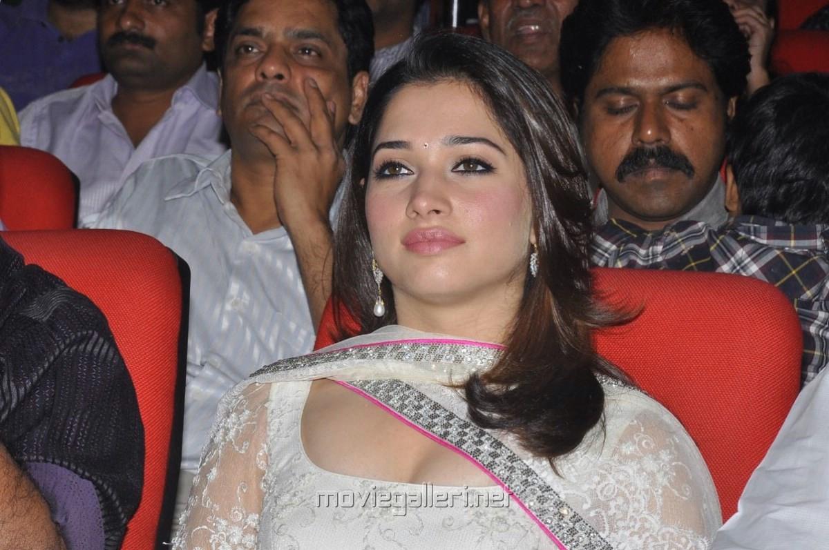 Actress Tamannaah Photos at Thadaka Movie Audio Launch
