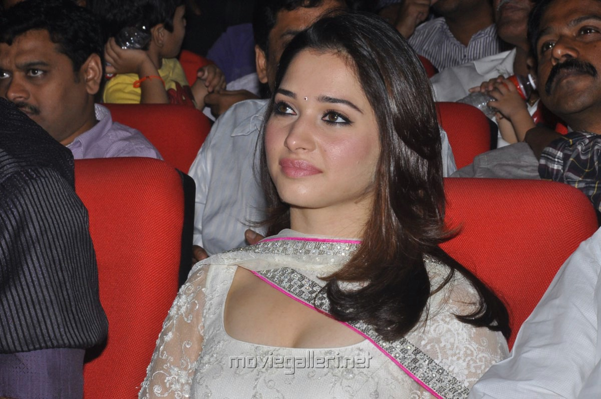 Actress Tamanna Bhatia Photos at Thadaka Movie Audio Release