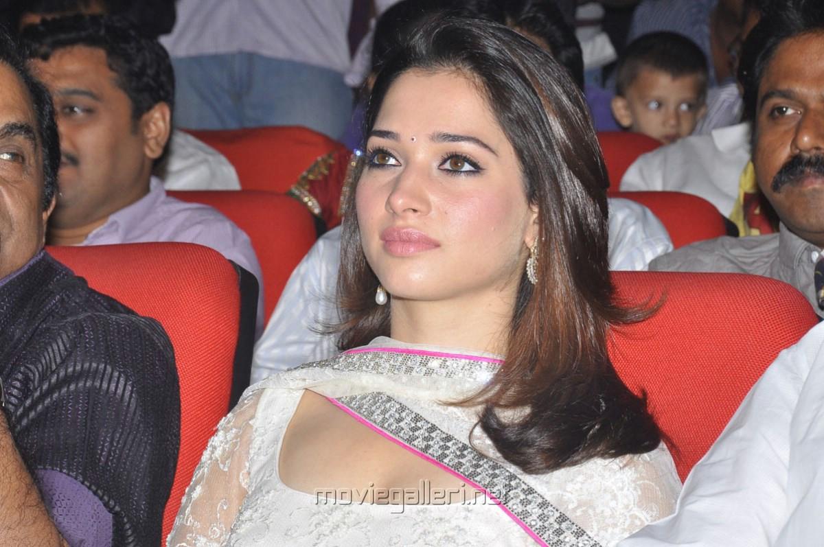 Actress Tamanna Photos at Tadakha Movie Audio Launch