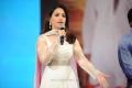 Actress Tamanna in White Churidar Photos at Thadaka Audio Release