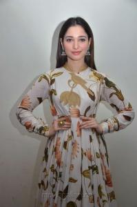 Actress Tamannaah Photos @ Baahubali 2 Press Meet