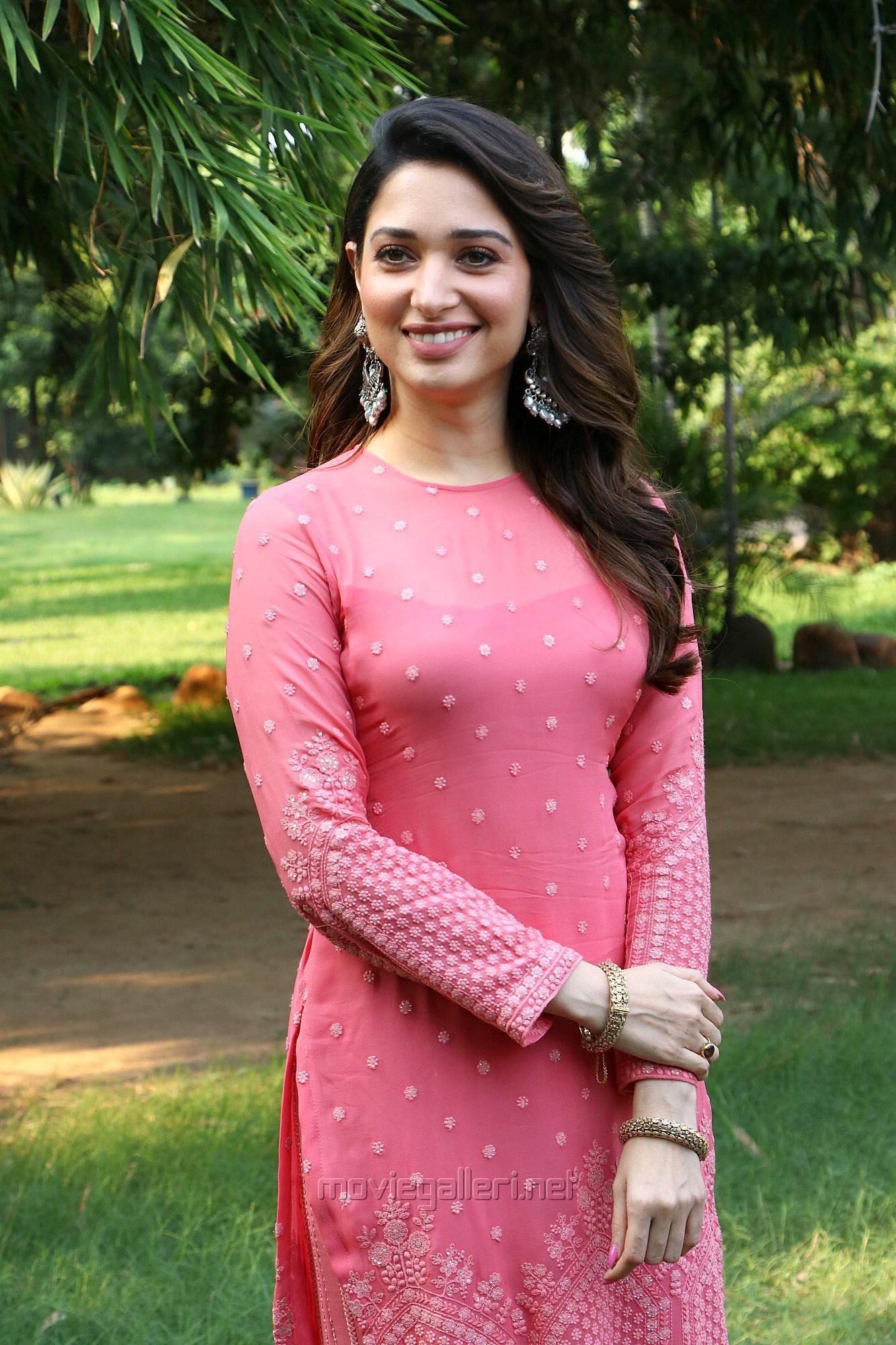 Petromax Movie Actress Tamanna Bhatia Beautiful Photos