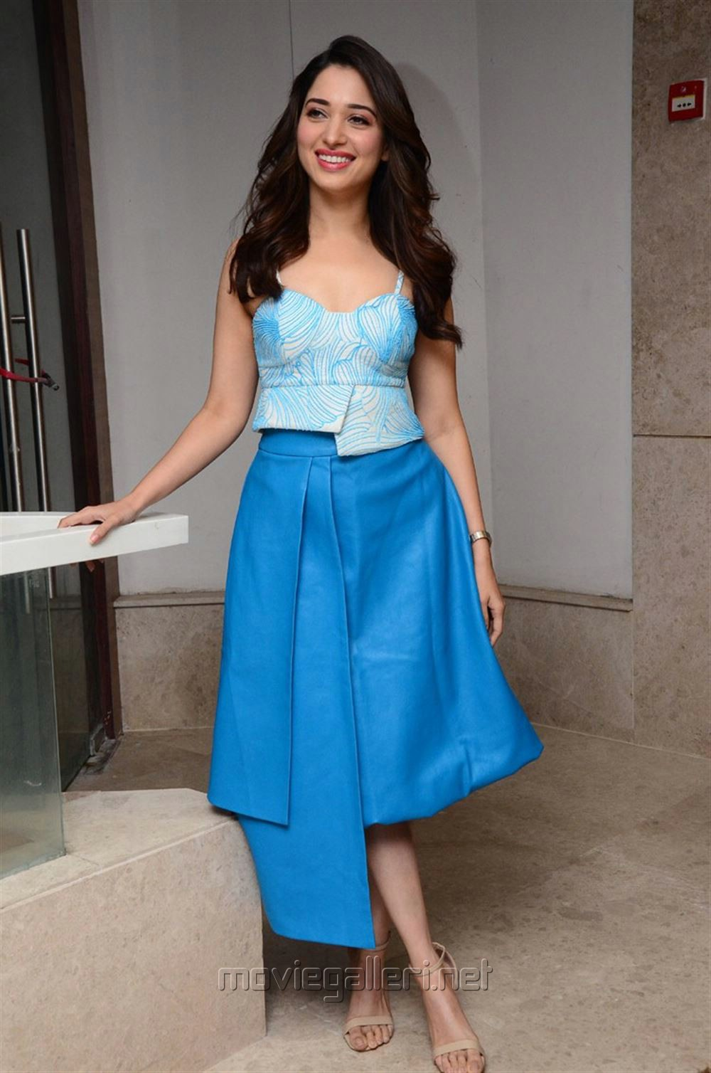 Actress Tamannaah Latest Pics @ Next Enti Pre-Release Event