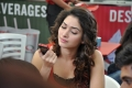 Actress Tamanna Celkon Ad Shoot Photos