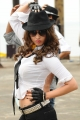 Telugu Actress Tamanna Hot Pics in Rebel Movie