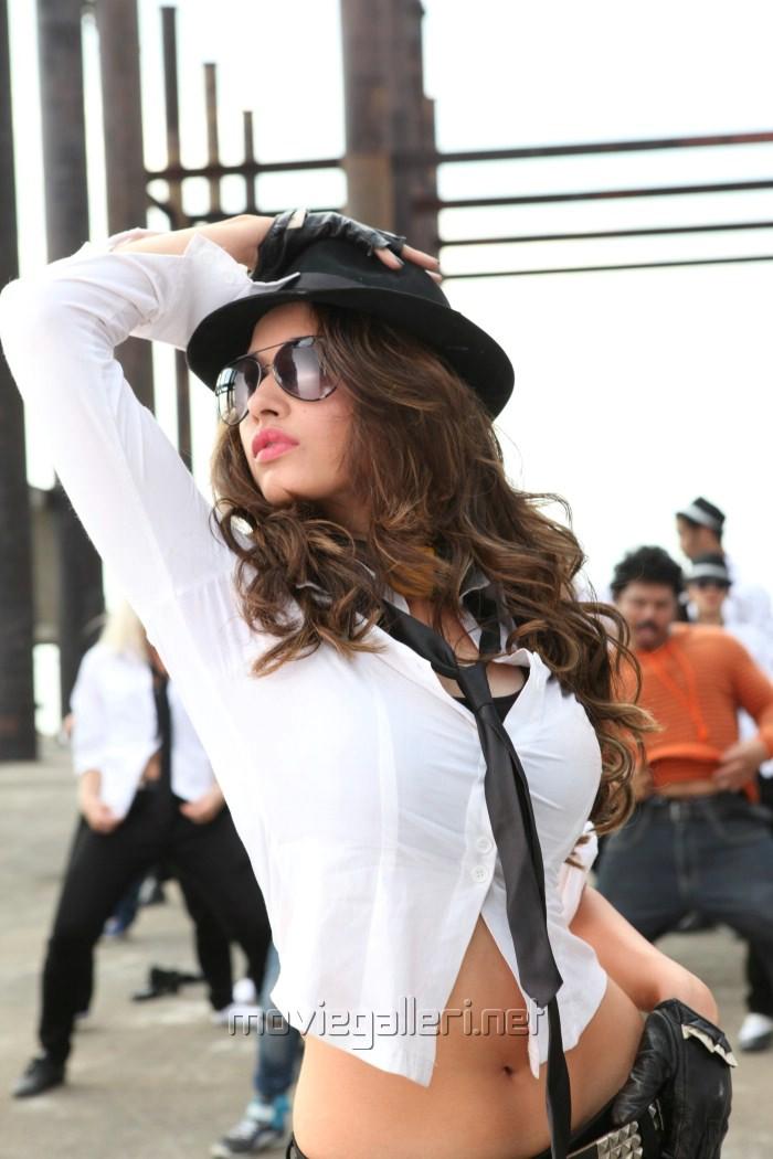 Picture 310277 Actress Tamanna Hot In Rebel Movie Stills New