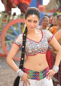 Racha Movie Heroine Tamanna Hot Stills