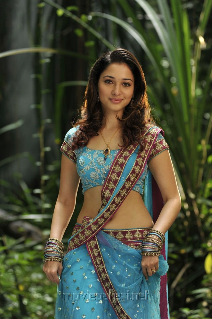 Tamanna Hot Photos in Racha Movie