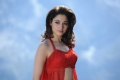 Actress Tamannaah Bhatia Hot Red Dress Wallpapers