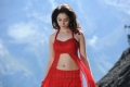 Actress Tamanna Hot Wallpapers in Red Dress