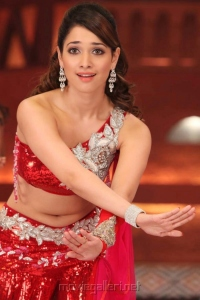 Actress Tamanna Hot Images in Racha Movie Dillaku Dillaku Song