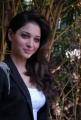 Beautiful Tamanna Close Up Pics in Black Dress (Women Office Suit)